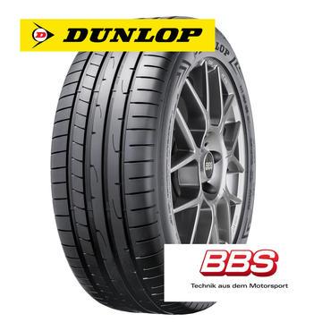 Dunlop Sport Maxx RT2 auf BBS